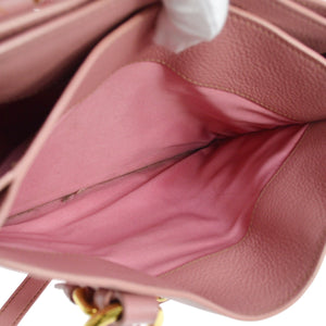Authentic PRADA Medium Saffiano Lux Promenade Bag