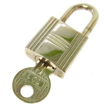 HERMÈS Cadena Lock and Key Set