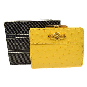 Versace Medusa Wallet the real real