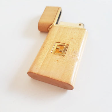 Fendi Gold-Tone Cigarette Lighter