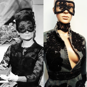 Do Art Audrey Hepburn Mask Style