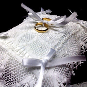 Ring Bearer Pillow Renaissance