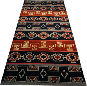 Hand-knotted Rug-Tibetan Traditional Bem 1 - Decorative Rugs Studio, LLC