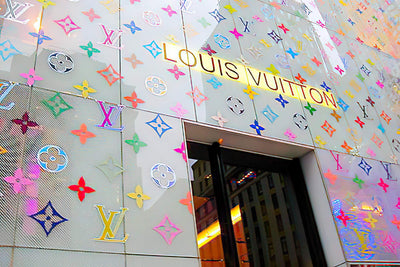 Lumi Teams Up With Louis Vuitton For #LV🌈 Campaign