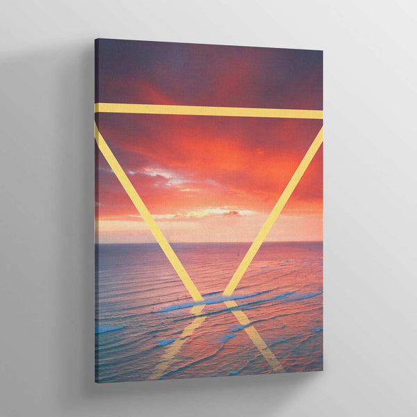 Blissful Canvas Print