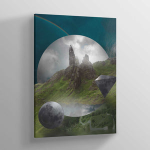 Scotland Canvas Print - Lumi Prints