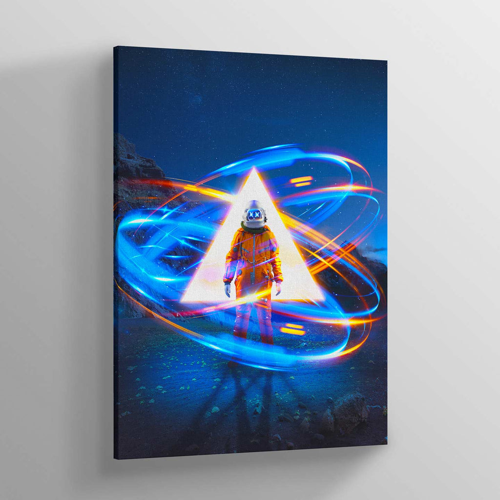 Transfigured Canvas Print - Lumi Prints