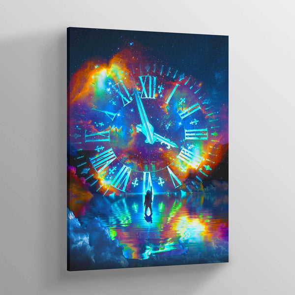 The Max Canvas Print