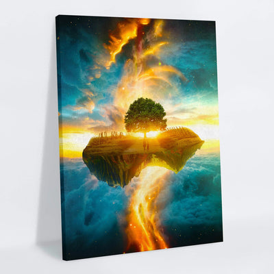 Blessing Canvas Print - Lumi Prints