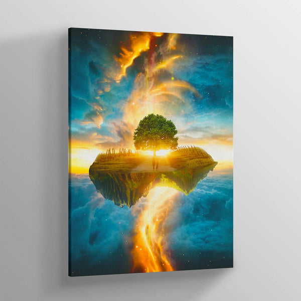 Blessing Canvas Print