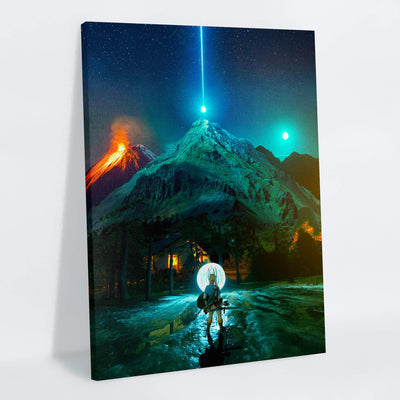 Breath of the Wild Canvas Print - Lumi Prints