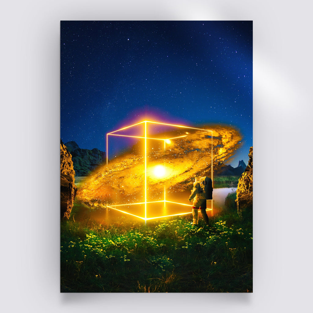 Cosmic Cube Poster