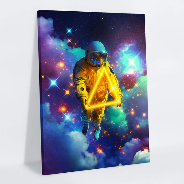 Dreaming Canvas Print