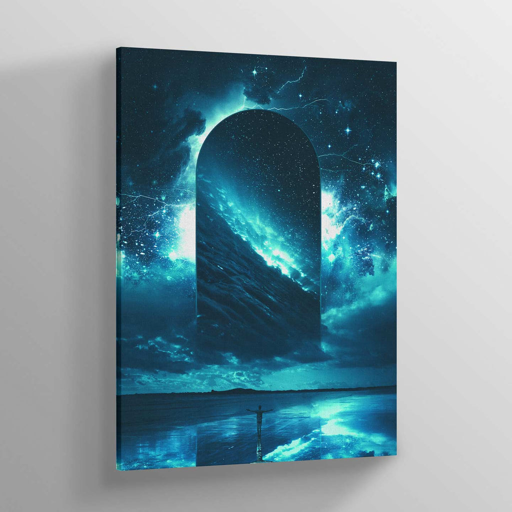 Alternatism Canvas Print - Lumi Prints