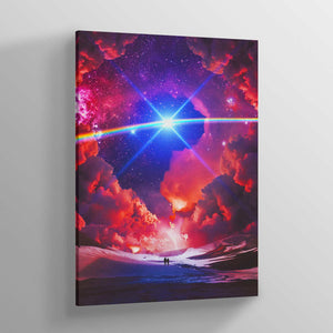 Future Canvas Print - Lumi Prints