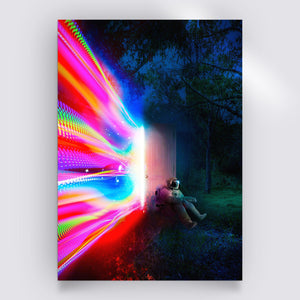 Door of Possibilities Poster - Lumi Prints