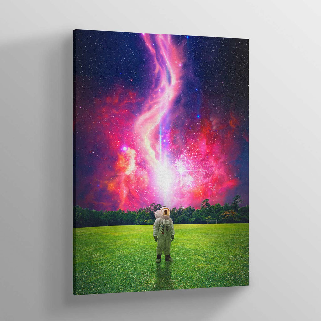 Quickened Canvas Print - Lumi Prints