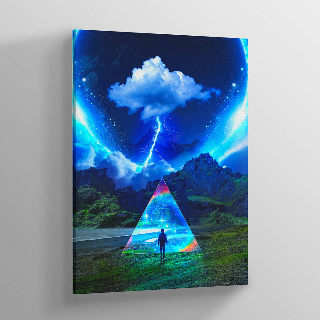 Storm Canvas Print - Lumi Prints