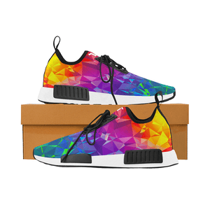 Rainbow Prism Sneakers - Lumi Prints