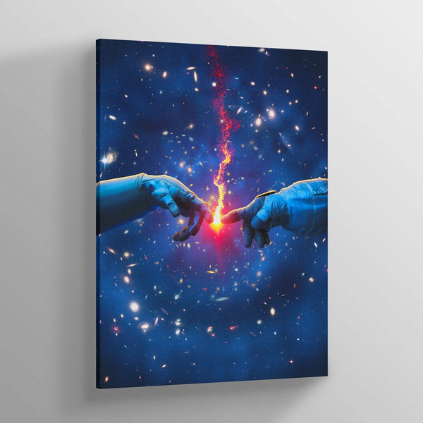 Divinity Canvas Print