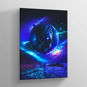 Nocean Canvas Print - Lumi Prints