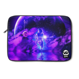 Cryptic Memories Laptop Sleeve - Lumi Prints