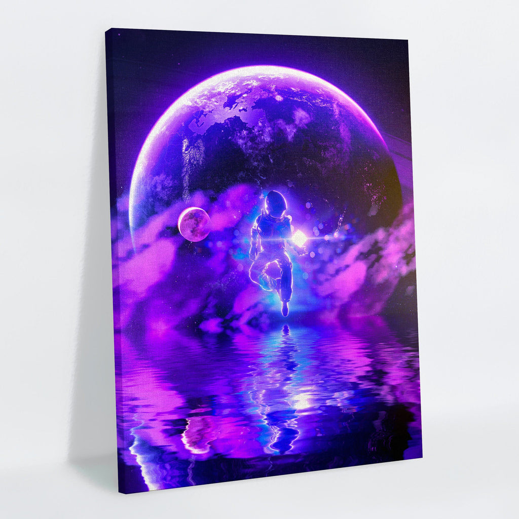 Cryptic Canvas Print - Lumi Prints
