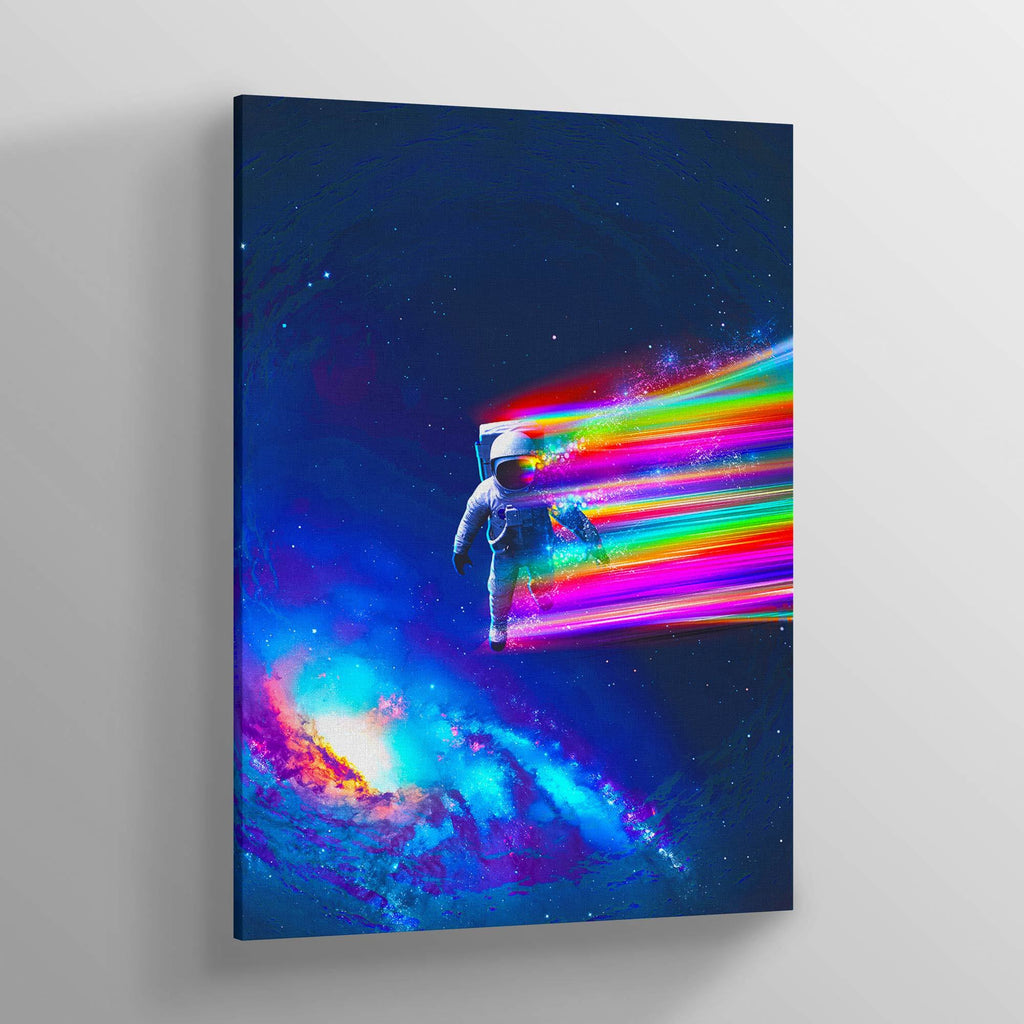 Rainglow Canvas Print - Lumi Prints