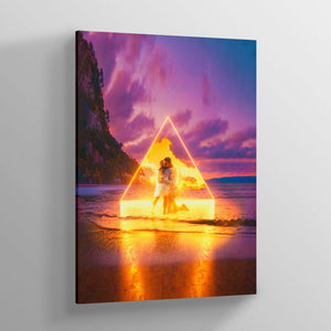 Last Goodbye Canvas Print - Lumi Prints