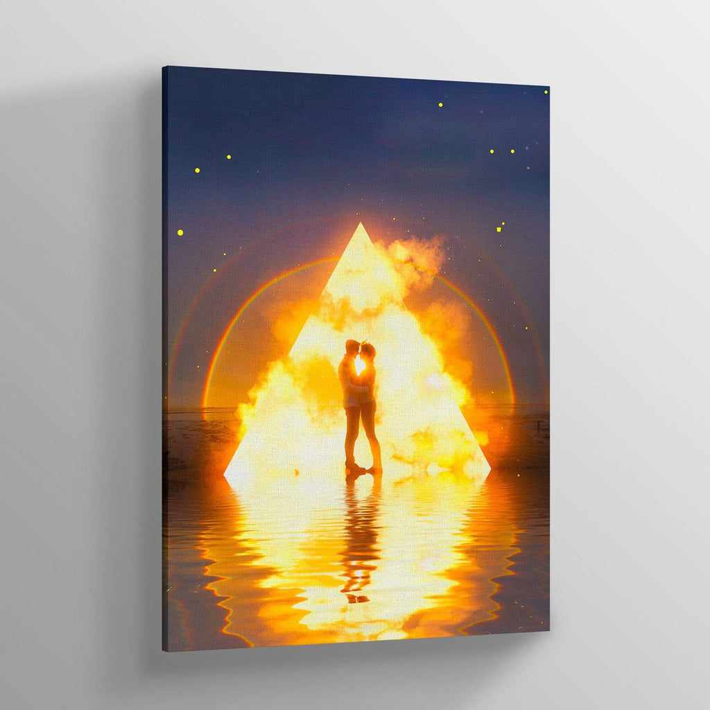 Us Canvas Print - Lumi Prints
