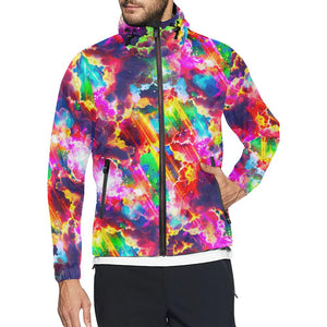 Meteoric Windbreaker - Lumi Prints