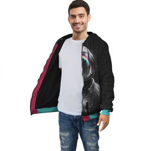 Cosmic Hope Zip Hoodie - Lumi Prints