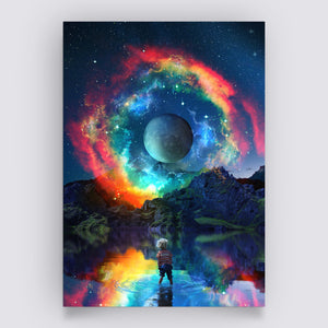 Rainbown Poster - Lumi Prints