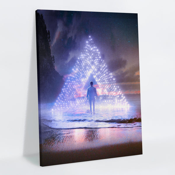 Nightshore Canvas Print