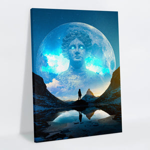 Goddess Canvas Print - Lumi Prints
