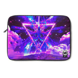 Neon Angel Laptop Sleeve - Lumi Prints