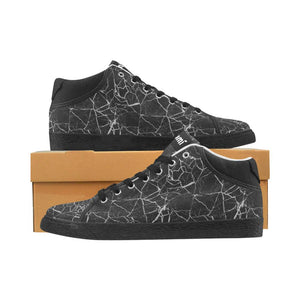 Lumi Black Marble Shoes