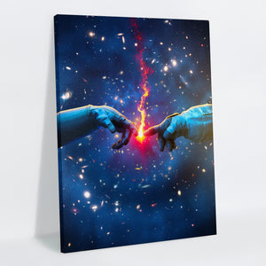 Divinity Canvas Print - Lumi Prints