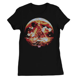 Cosm Black Women's Favourite T-Shirt - Lumi Prints