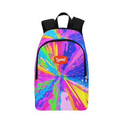 Splosive Unisex Backpack - Limited Edition - Lumi Prints
