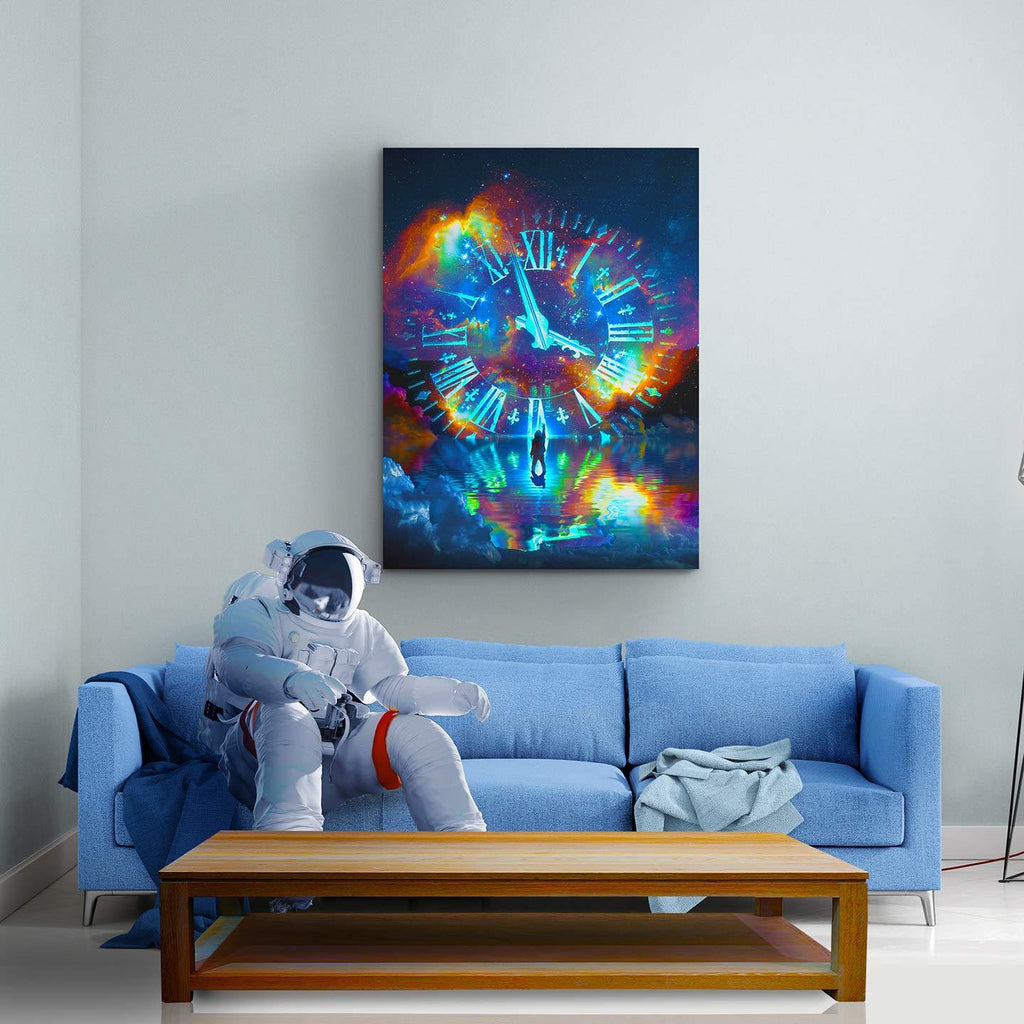 The Max Canvas Print - Lumi Prints