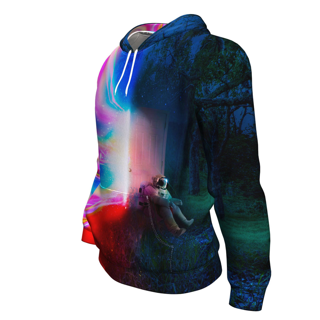 Door of Possibilities Hoodie - Lumi Prints
