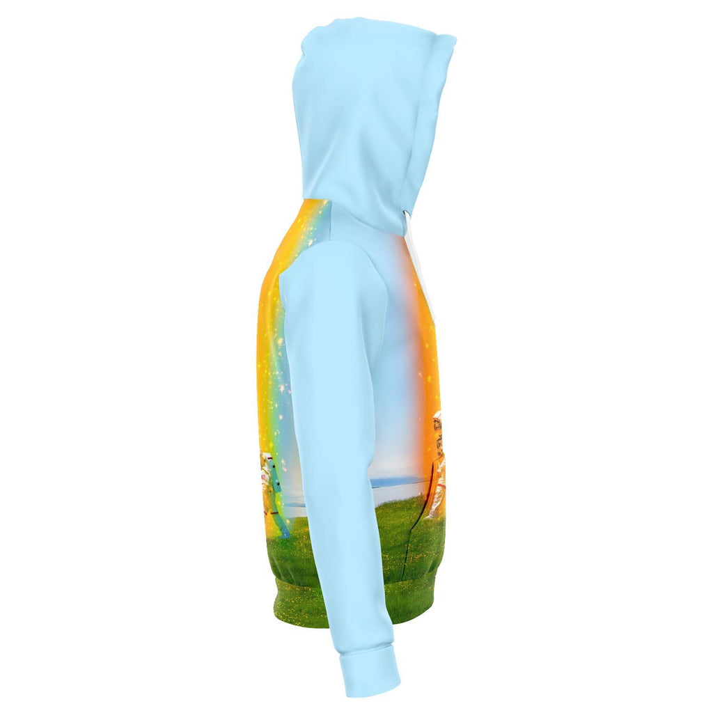 Simple Joy Pullover Hoodie - Lumi Prints