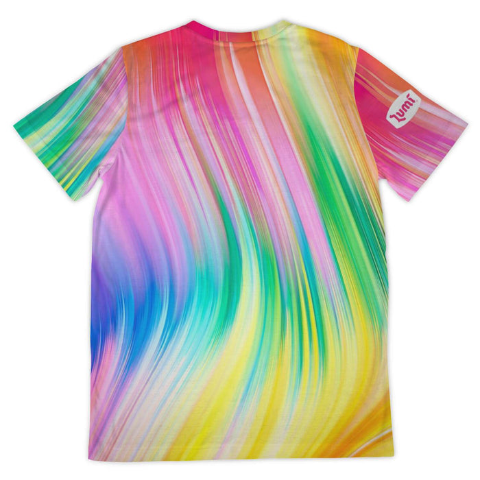 Wavey Tee - Lumi Prints