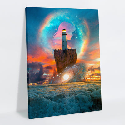 Lighthouse  Canvas Print - Lumi Prints