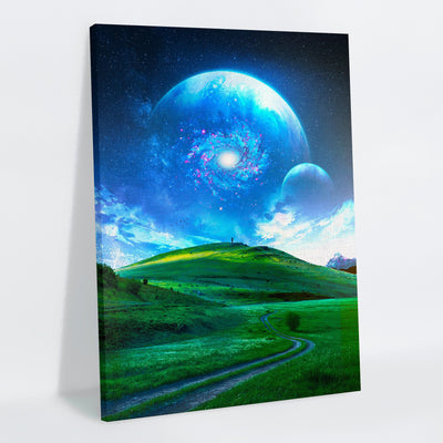 Tranquil Canvas Print - Lumi Prints