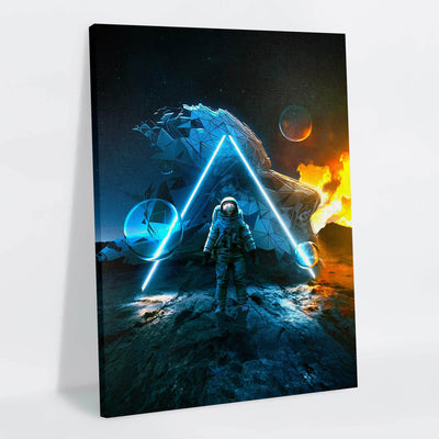 Clarity Canvas Print - Lumi Prints