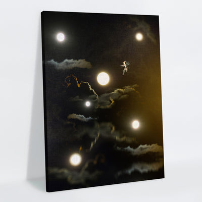Alternate Dimension Canvas Print - Lumi Prints