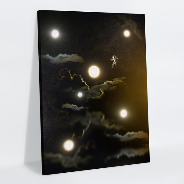 Alternate Dimension Canvas Print