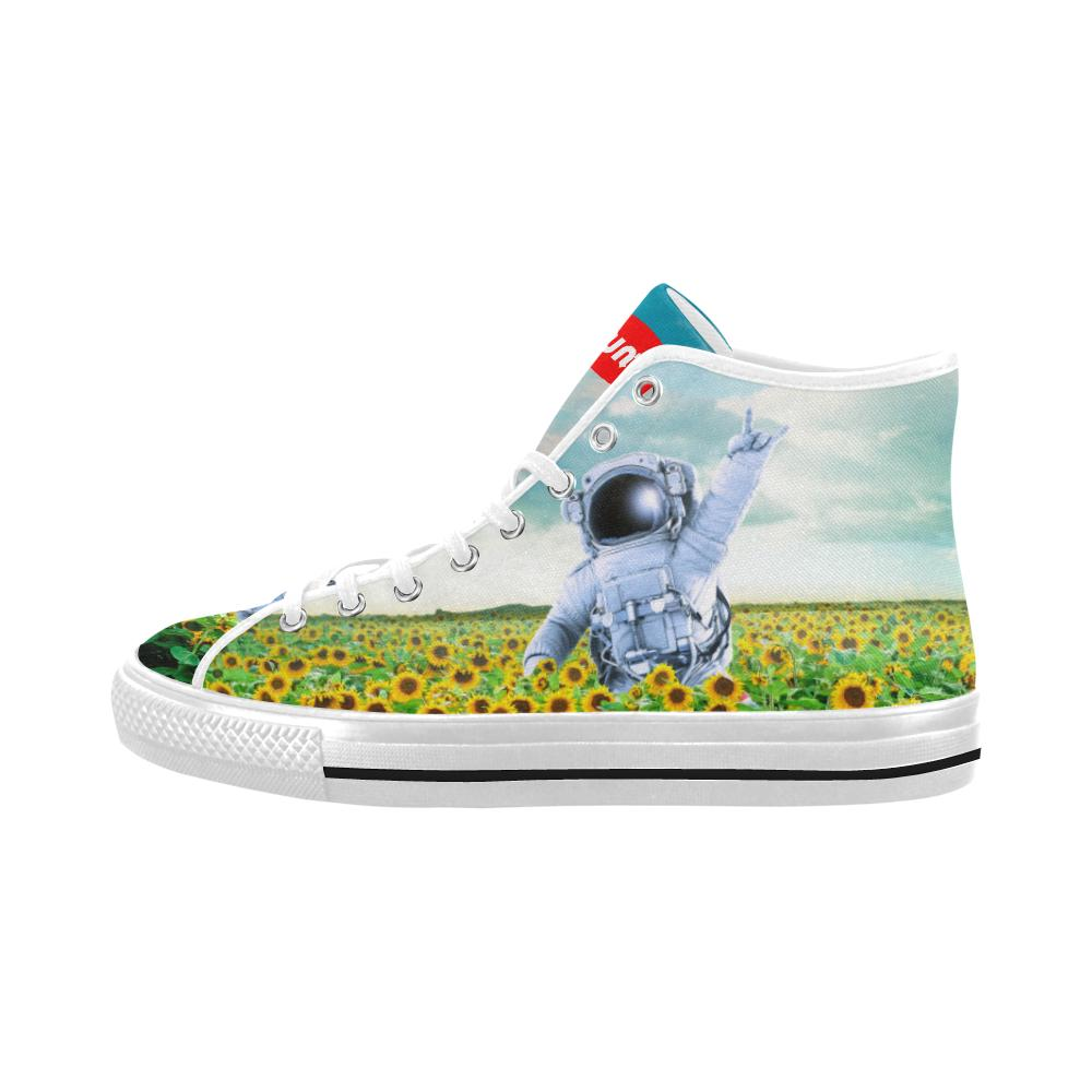 Lumi Happy High Tops - Lumi Prints
